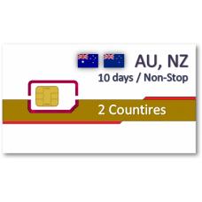 紐澳上網卡10天吃到飽