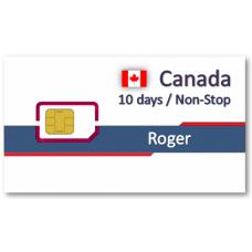 加拿大上網卡10天吃到飽 - 精省小資