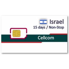 以色列上網卡15天吃到飽