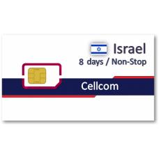 以色列上網卡8天吃到飽