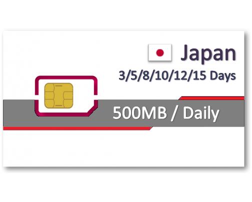 日本上網卡3-15天吃到飽 - 精省小資