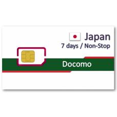 日本上網卡7天吃到飽 - 小資旗艦卡