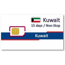 科威特上網卡15天吃到飽