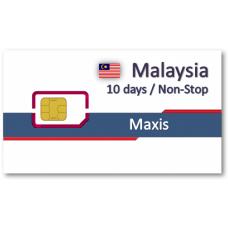 馬來西亞上網卡10天吃到飽