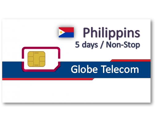 菲律賓上網卡5天7天吃到飽