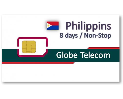 菲律賓上網卡8天12天吃到飽