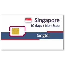 新加坡上網卡10天吃到飽