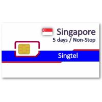 新加坡上網卡5天吃到飽