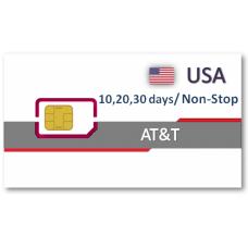 美國上網卡10/20/30天吃到飽不降速