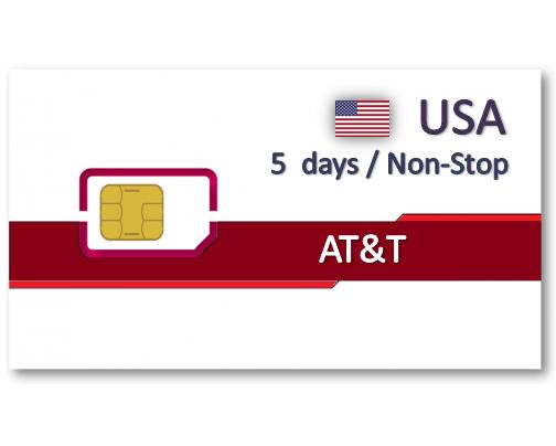 美國上網卡5天吃到飽 - 精省小資